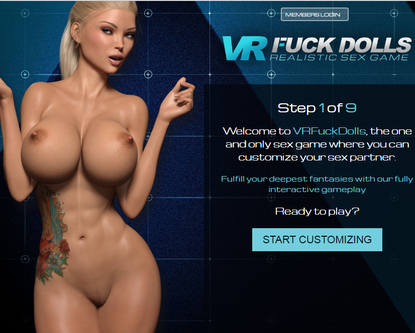 Free porn games no credit card needed