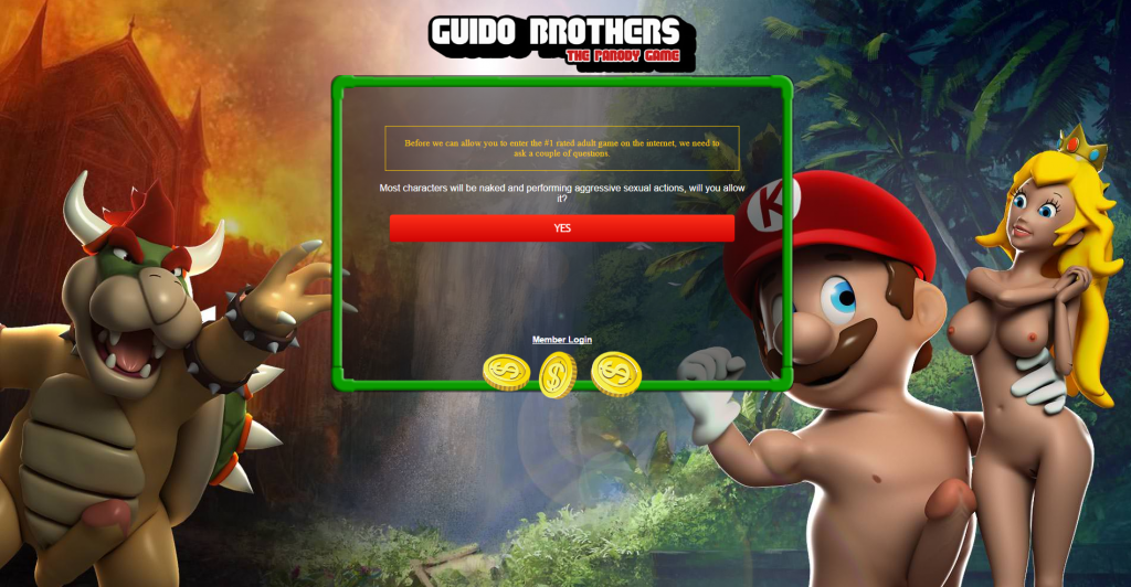 GUIDO BROTHERS ONLINE GAME