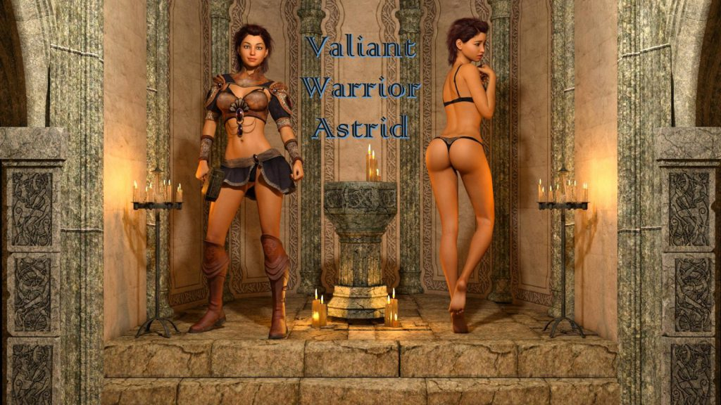 Valiant Warrior Astrid v0 5 2 Pc Mac Linux