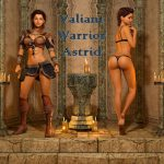 Walkthrough of porn game Valiant Warrior Astrid