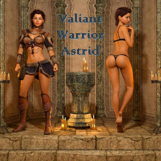 Valiant Warrior Astrid